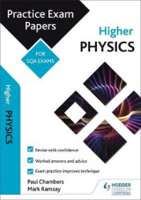 Omslag - Higher Physics: Practice Papers for SQA Exams