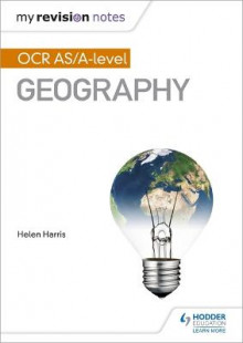 My Revision Notes: OCR AS/A-level Geography av Helen Harris (Heftet)