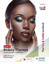 Omslag - The City & Guilds Textbook Level 2 Beauty Therapy for the Technical Certificate