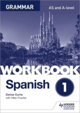 Omslag - Spanish A-level Grammar Workbook 1