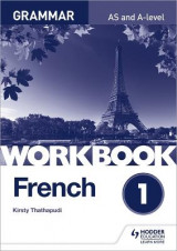 Omslag - French A-level Grammar Workbook 1