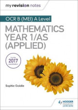 Omslag - My Revision Notes: OCR B (MEI) A Level Mathematics Year 1/AS (Applied)