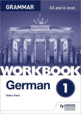 Omslag - German A-level Grammar Workbook 1
