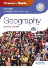 Omslag - Cambridge International AS/A Level Geography Revision Guide 2nd edition