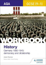 Omslag - AQA GCSE (9-1) History Workbook: Germany, 1890-1945: Democracy and Dictatorship