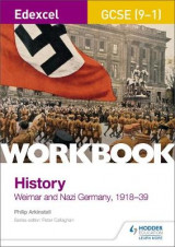 Omslag - Edexcel GCSE (9-1) History Workbook: Weimar and Nazi Germany, 1918-39