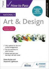 Omslag - How to Pass National 5 Art & Design: Second Edition