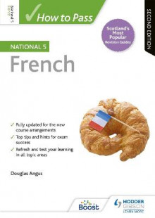 How to Pass National 5 French: Second Edition av Douglas Angus (Heftet)