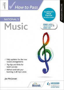 How to Pass National 5 Music: Second Edition av Joe McGowan (Heftet)