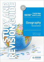 Cambridge IGCSE and O Level Geography Study and Revision Guide revised edition av Paul Guinness og Garrett Nagle (Heftet)