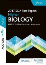 Omslag - Higher Biology 2017-18 SQA Past Papers with Answers