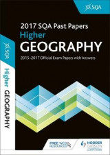 Omslag - Higher Geography 2017-18 SQA Past Papers with Answers