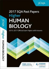 Omslag - Higher Human Biology 2017-18 SQA Past Papers with Answers