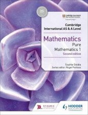 Cambridge International AS & A Level Mathematics Pure Mathematics 1 second edition av Sophie Goldie (Heftet)