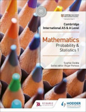 Cambridge International AS & A Level Mathematics Probability & Statistics 1 av Sophie Goldie (Heftet)