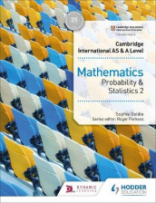 Cambridge International AS & A Level Mathematics Probability & Statistics 2 av Sophie Goldie (Heftet)