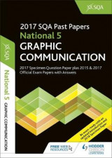 Omslag - National 5 Graphic Communication 2017-18 SQA Specimen and Past Papers with Answers