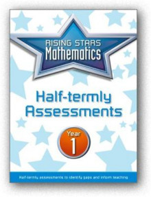 Rising Stars Mathematics Year 1 Half-termly Assessments av Steph King (Heftet)