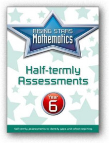 Rising Stars Mathematics Year 6 Half-termly Assessments av Steph King (Heftet)