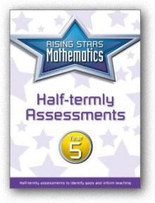 Rising Stars Mathematics Year 5 Half-termly Assessments av Steph King (Heftet)