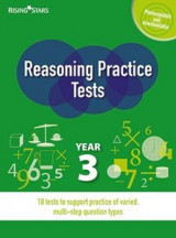 Omslag - Reasoning Practice Tests Year 3
