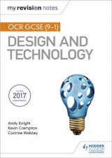 Omslag - My Revision Notes: OCR GCSE (9-1) Design and Technology