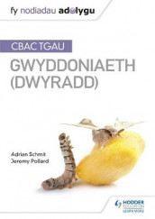 Fy Nodiadau Adolygu: CBAC TGAU Gwyddoniaeth Dwyradd (My Revision Notes: WJEC GCSE Science Double Award, Welsh-language Edition) av Jeremy Pollard og Adrian Schmit (Heftet)