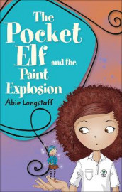 Reading Planet KS2 - The Pocket Elf and the Paint Explosion - Level 1: Stars/Lime band av Abie Longstaff (Heftet)