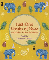 Reading Planet KS2 - Just One Grain of Rice and other Indian Folk Tales - Level 4: Earth/Grey band av Narinder Dhami (Heftet)