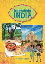 Reading Planet KS2 - Incredible India - Level 4: Earth/Grey band av Narinder Dhami (Heftet)