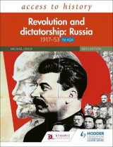 Omslag - Access to History: Revolution and dictatorship: Russia, 1917-1953 for AQA