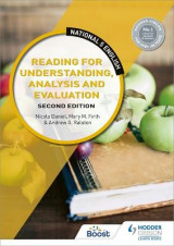 Omslag - SQA National 5 English: Reading for Understanding, Analysis and Evaluation: Second Edition