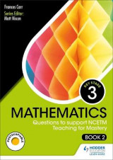 Omslag - KS3 Mathematics: Questions to support NCETM Teaching for Mastery (Book 2)