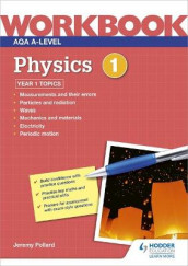 AQA A-level Physics Workbook 1 av Jeremy Pollard (Heftet)