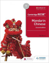 Omslag - Cambridge IGCSE Mandarin Chinese Student's Book 2nd edition