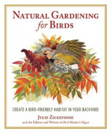 Omslag - Natural Gardening for Birds