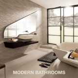 Omslag - Modern Bathrooms