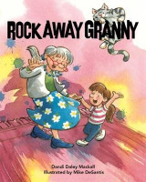 Omslag - Rock Away Granny