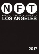 Omslag - Not for Tourists Guide to Los Angeles 2017