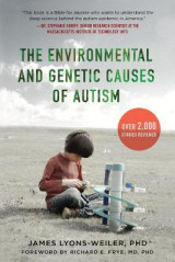 Omslag - The Environmental and Genetic Causes of Autism