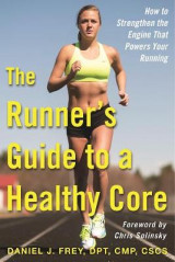 Omslag - The Runner's Guide to a Healthy Core