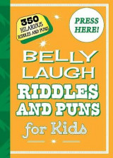 Omslag - Belly Laugh Riddles and Puns for Kids