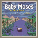 Omslag - Baby Moses