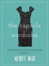 Omslag - The Capsule Wardrobe