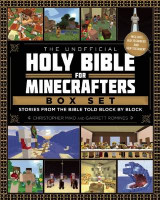 Omslag - The Unofficial Holy Bible for Minecrafters Box Set