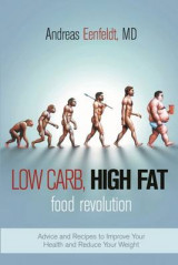 Omslag - Low Carb, High Fat Food Revolution
