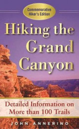 Omslag - Hiking the Grand Canyon
