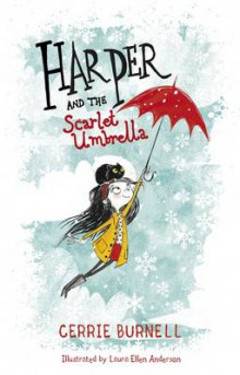 Harper and the Scarlet Umbrella av Cerrie Burnell (Innbundet)