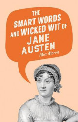 Omslag - The Smart Words and Wicked Wit of Jane Austen