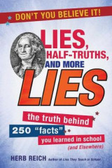 Omslag - Lies, Half-Truths, and More Lies